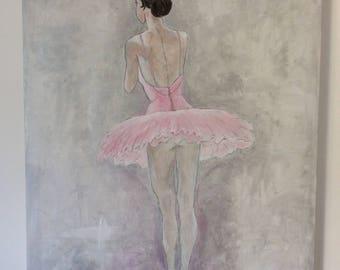 French ballet dancer