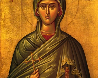 "St Mary Magdalene, Myrrhbearer ""Apostle to the Apostles"""