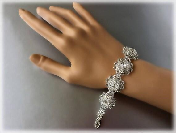 FloweRivolis bracelet beading TUTORIAL