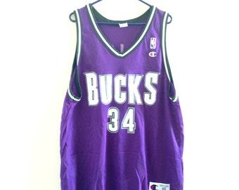 Milawaukee Bucks Champion Jersey