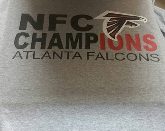 Atlanta Falcons - NFC Champs