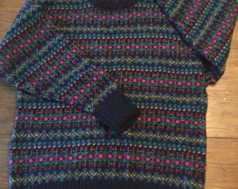 Lord Jeff Wool Sweater