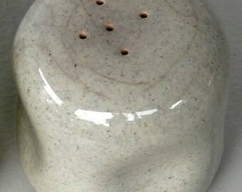 Vintage Russel Wright - American Modern - Steubenville - Granite Grey Salt or Pepper Shaker