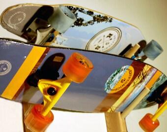 Skateboard Wall Rack - 2 boards