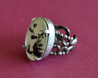 PETER PAN Ring - Silhouette Jewelry