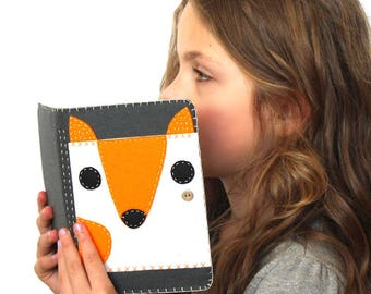 Kindle cover | Paperwhite cover | Kindle paperwhite case | Kobo Touch case | Kindle 4 cover | Fox Kindle Case