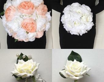Luxury Artificial Flowers Wedding Package