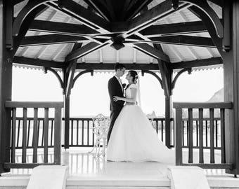Bride Wars Inspired Wedding Gown