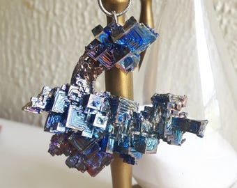 Magical Moon Bismuth Pendant