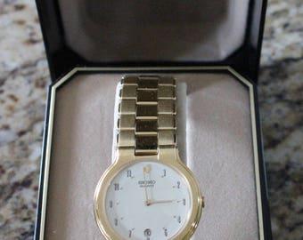 Vintage Seiko Ladies Watch Still in Original Box