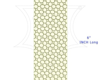 Texture Pattern Plate 866