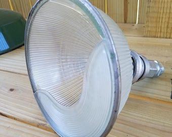 Vintage Holophane Lamp