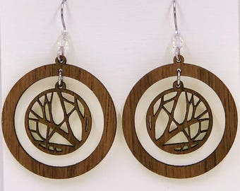 Branches Dangle Earring