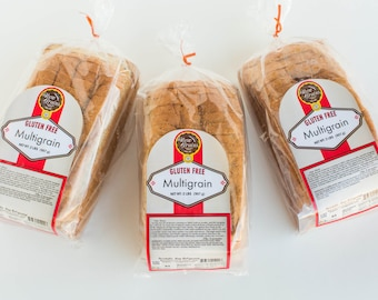 Gluten Free Multi-grain Bread 3 Pack