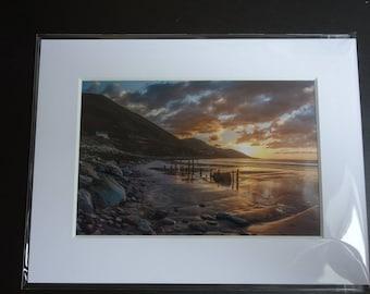 Photo of Rossbeigh Beach, Glenbeigh,Kerry 6x4 in an 8x6 Mount