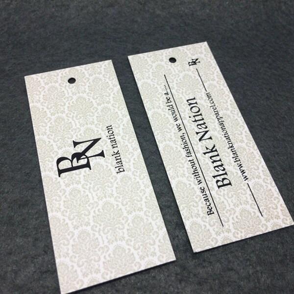 1000 hang tag printing custom glossy hang tag matte hang tag zoom reheart Choice Image