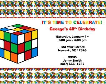 Cube Invitation, Cube Invite