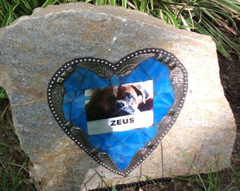 Memorial Pet Stone Mosaic