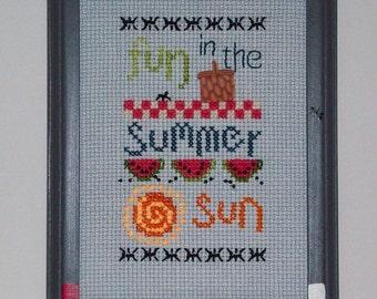 Fun in the Summer Sun