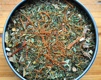 Lyme's Tea, Herbal Tea for relieving the symptoms of Lyme's