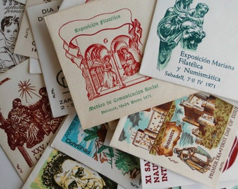 Free shipping-Collection of spanish commemorative envelopes