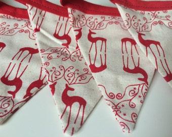 Red Deer Bunting
