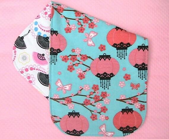 Baby-Lätzchen und Spucktuch Tuch Muster-Druck-PDF Download
