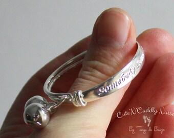 Somebody Loves Me ~ Bracelet ~ Adjustable ~ with Bells