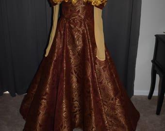 Renaissance Dress; Mary Queen Of Scots; Reign Dress; Reign Cosplay; Mary Stuart; Medieval Dress; Lucrezia Borgia; The White Princess