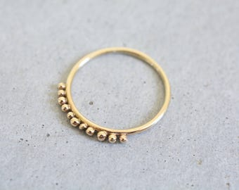 14k gold, delicate ring, 14k gold simple ring, wedding ring, engagement ring, stackable rings, minimalist ring, solid gold ring, 14k solid