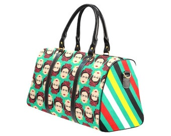 FRIDA Kahlo travel bag - available in 2 sizes