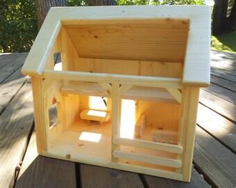 Small Wood Barn