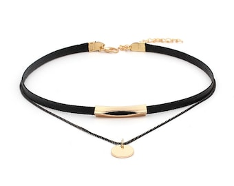 A trend-setting style Choker Necklace, free gift wrap available