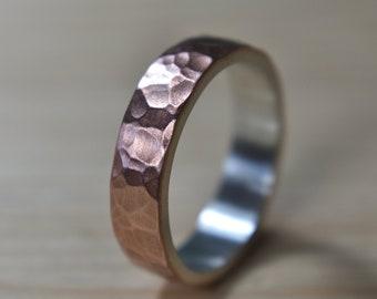 Rings - Silver & Copper
