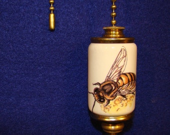 Honey Bee Fan & Light ceiling fan pull chain,