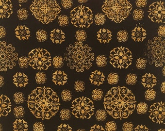 Timeless Treasures - Tonga - Medallions Batik