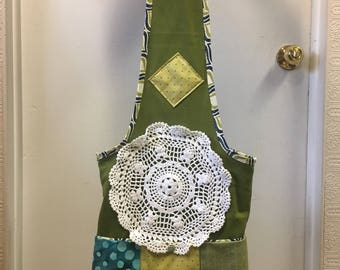 Tote Bag Over the Shoulder Purse Doily