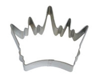 Kings Crown 3.5'' Cookie Cutter
