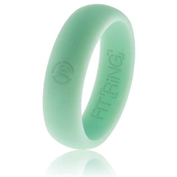 Fit Ring Powered by Arthletic Womens Silicone Wedding