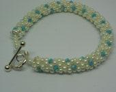 Pearl & Turquoise Bracele...