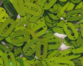 100 Sequins METALLIC................lime/KBOS368