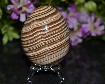 Aragonite Egg - 58 MM Aragonite Egg - Natural Aragonite Egg