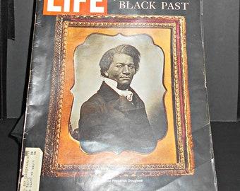 Life Magazine Frederick Douglass,1968 Life Magazine,Frederick Douglass,Life Magazine,In Search Black History,Black History,November 1968