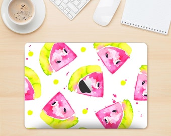 The Bright Highlighter WaterColor Skin Kit for the Apple MacBook Air - Pro or Pro with Retina Display (Choose Version)