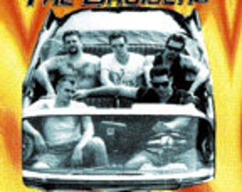 THE BRUISERS Cruisin For A Bruisin  CD