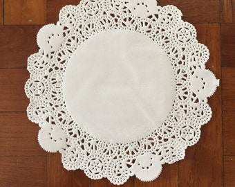 6.5 Inch Paper Doilies