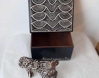 Mexican jewelry box
