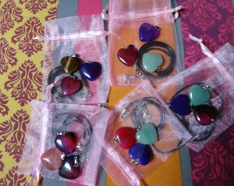 surprise pocket, little hearts of precious stones
