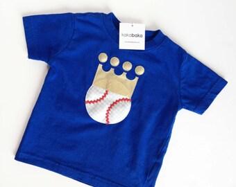 Royals Baseball Crown Shirt, Kansas City Shirt