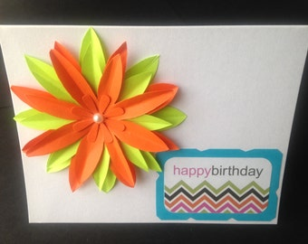 Birthday Cards, Birthday cards with flowers